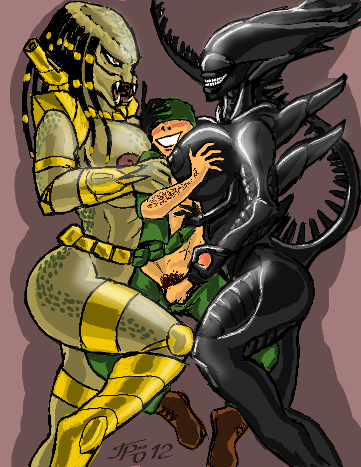 xenomorph female male fanfiction x reader The developing adventures of golden girl comic