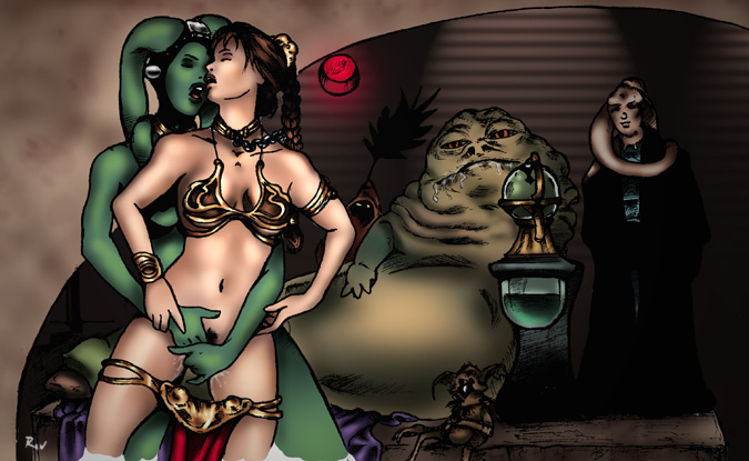 the hutt jabba Trials in tainted space backer build