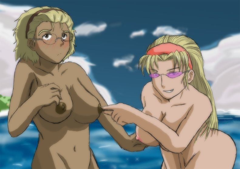 roberta lagoon and black garcia The outside is full of futanarisks!! ~brutes approaching boys
