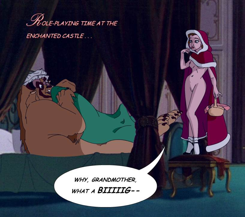 belle beauty beast the and nude Saga of tanya the evil