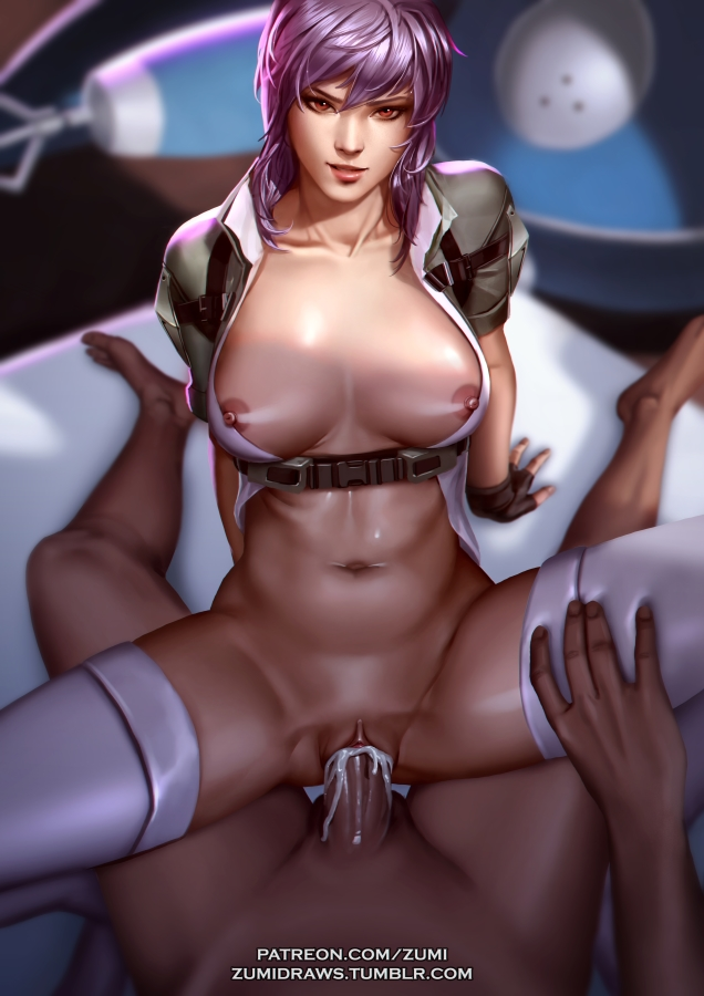 ghost in shell the nudes Giant crystal attack on titan