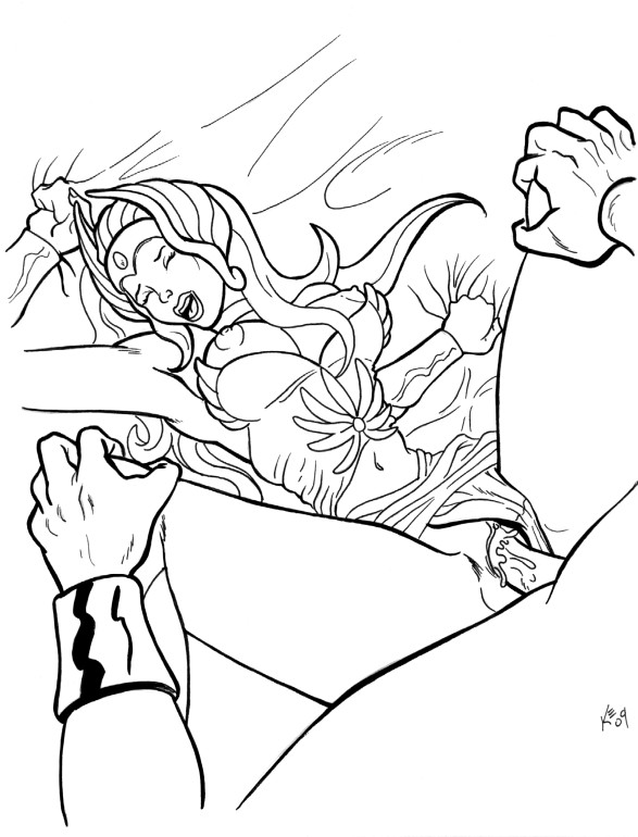 she porn power of princess ra Overlord horn of the goblin general