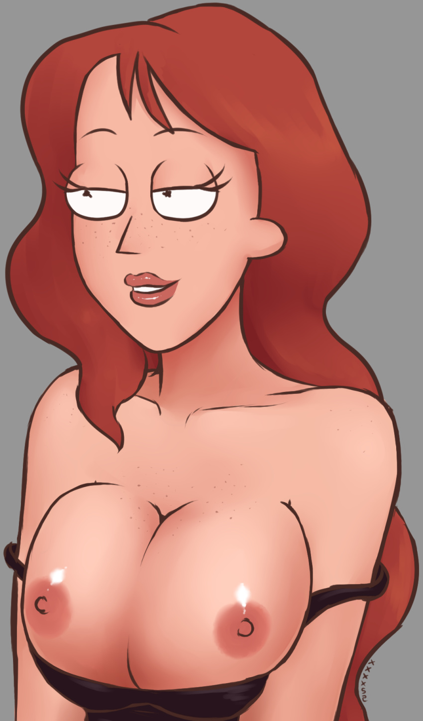 morty and summer rick tits Dead by daylight the huntress