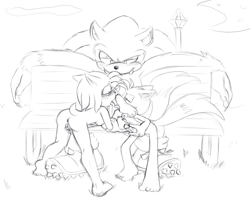 werehog sonic amy and the Star vs the forces of evil starco