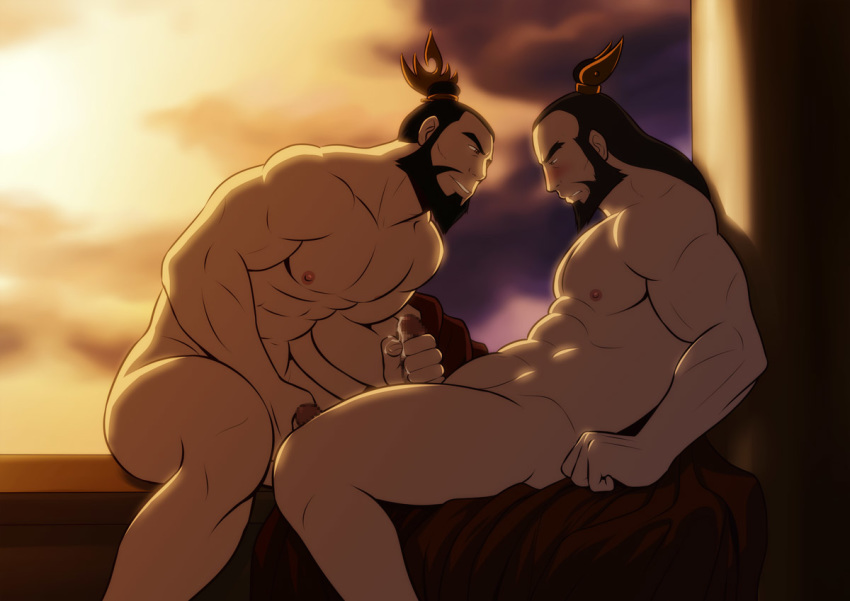 the korra legend of naked Tales of demos and gods
