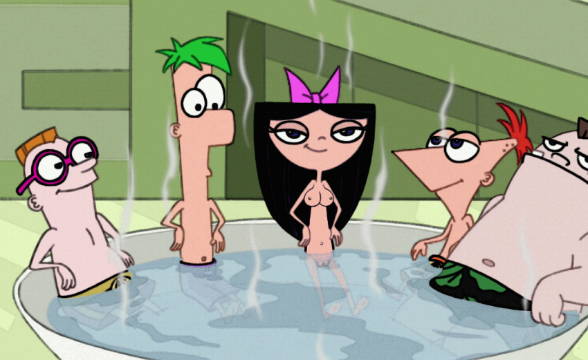 parody phineas and porn ferb Frankie fosters home for imaginary friends