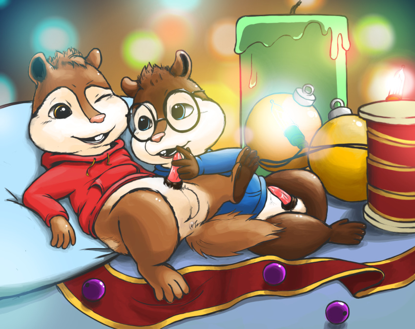 the and chipmunks alvin naked Seven deadly sins ban and elaine