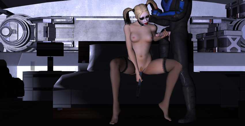 quinn porn harley nightwing x The land before time sex
