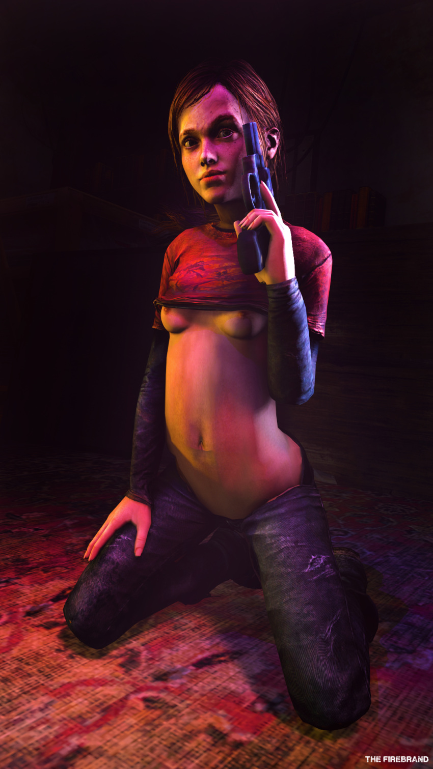 naked the of us ellie last Vanellope wreck it ralph porn